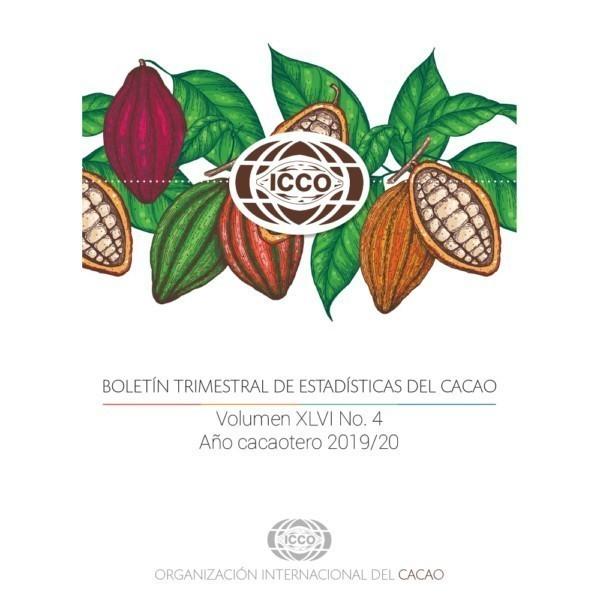 Boletín Trimestral de Estadísticas del Cacao 2020