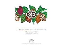 May 2021Quarterly Bulletin of Cocoa Statistics News